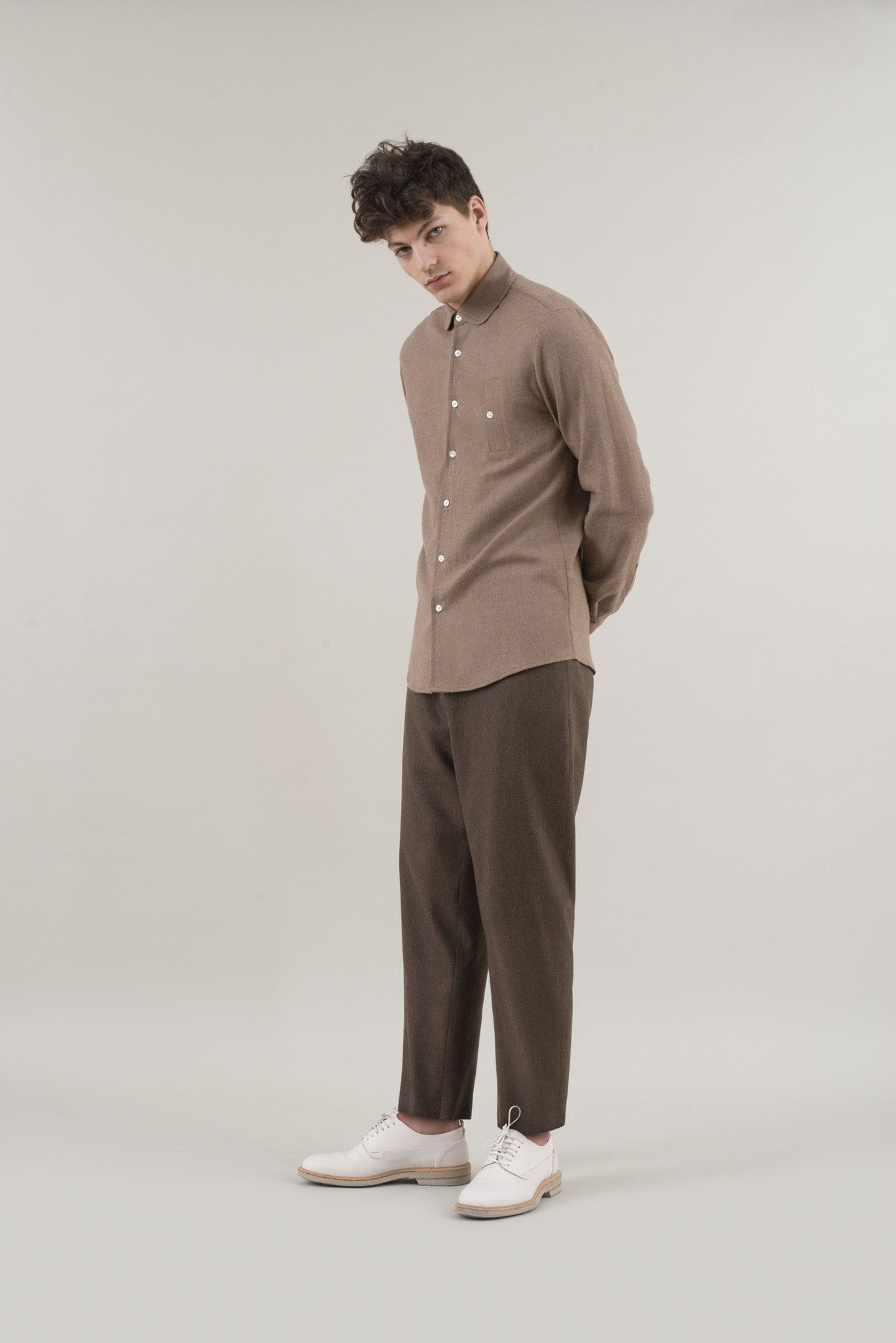 Shirt Dild - light brown