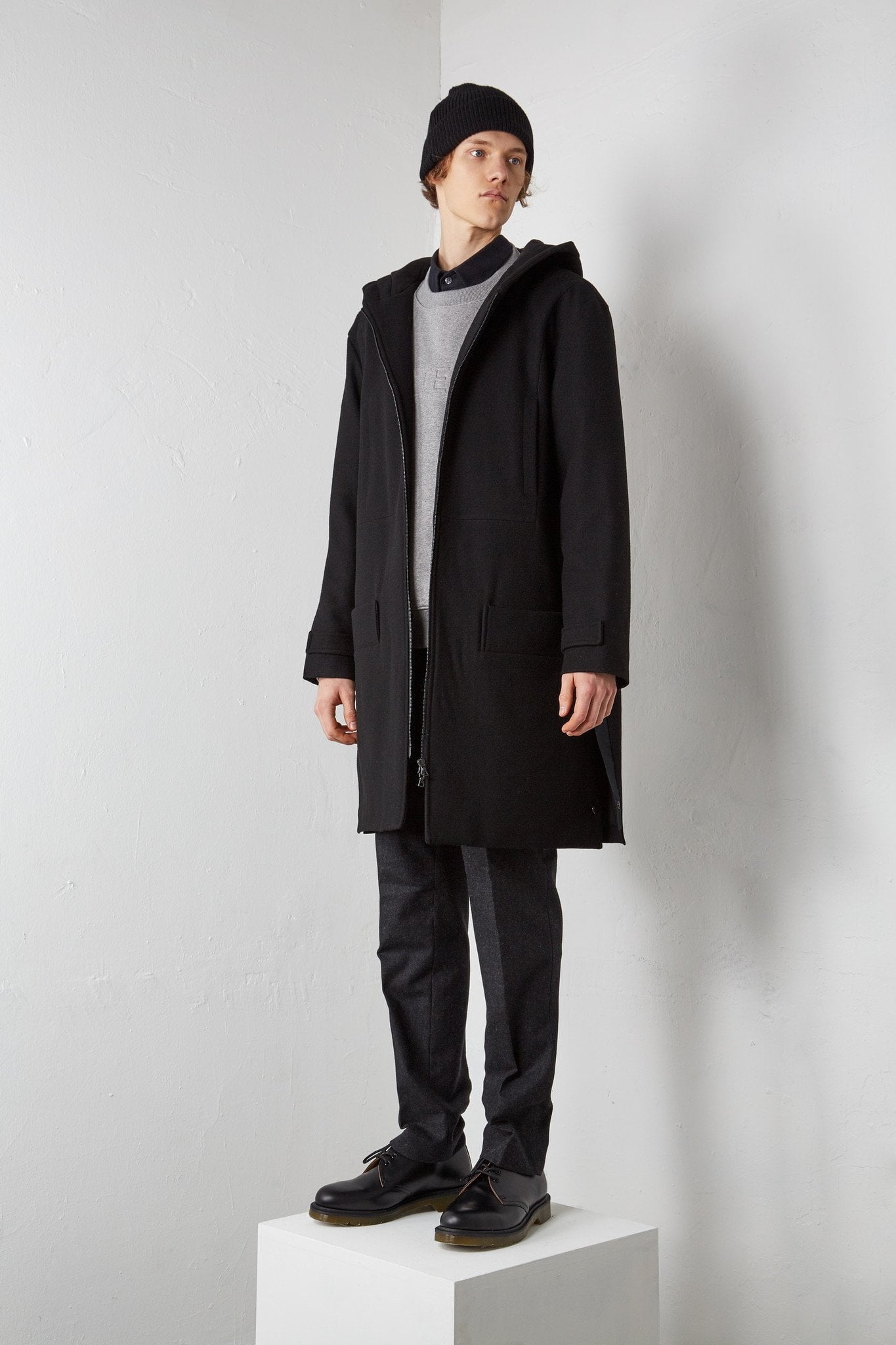 Coat Kasimir – black