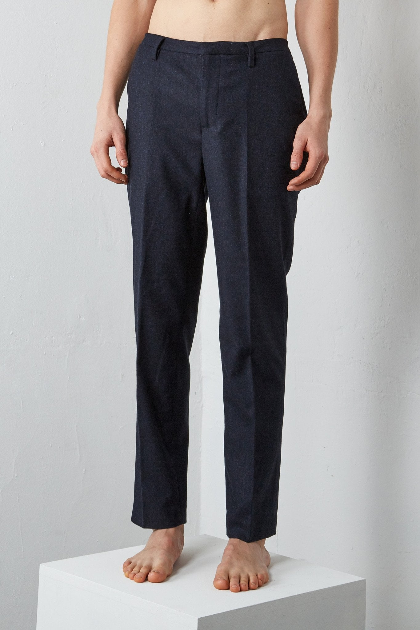 Pant Malevitch - black blue