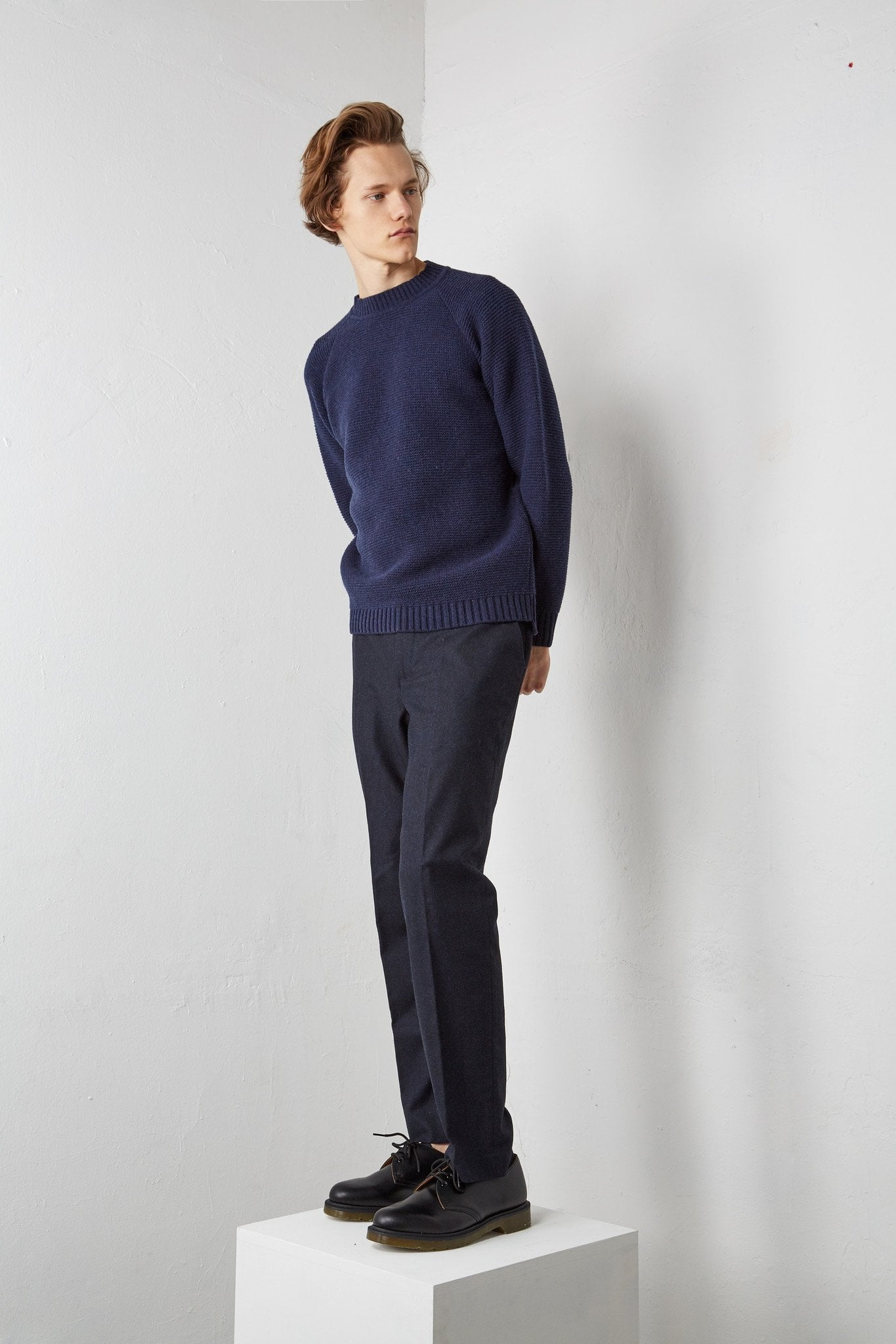 Sweater Supremus – blue