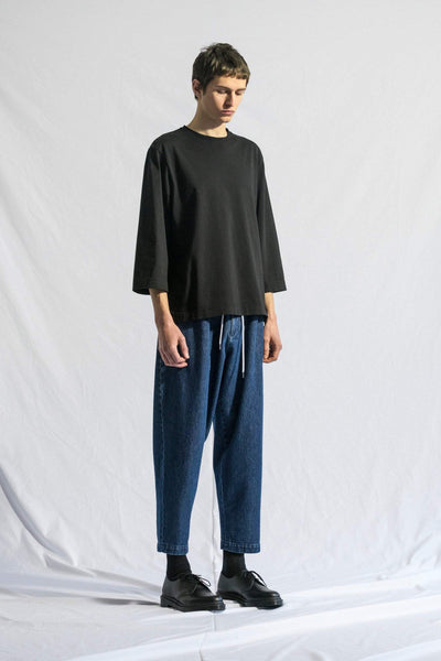 Pants Wai - stone blue