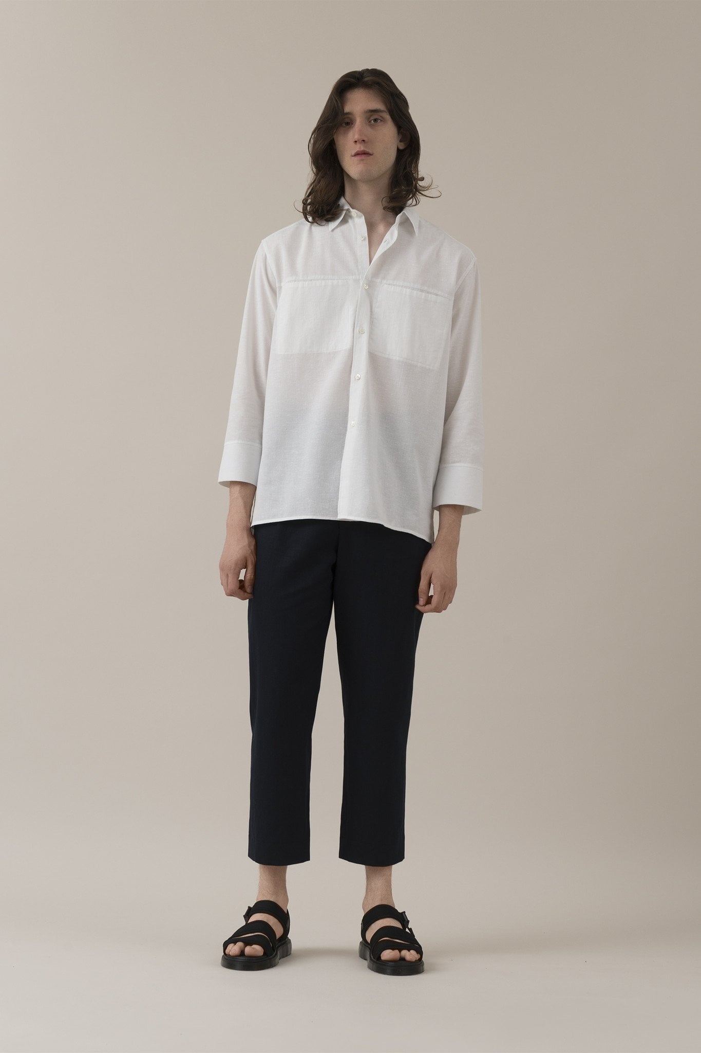 Shirt Tari - white