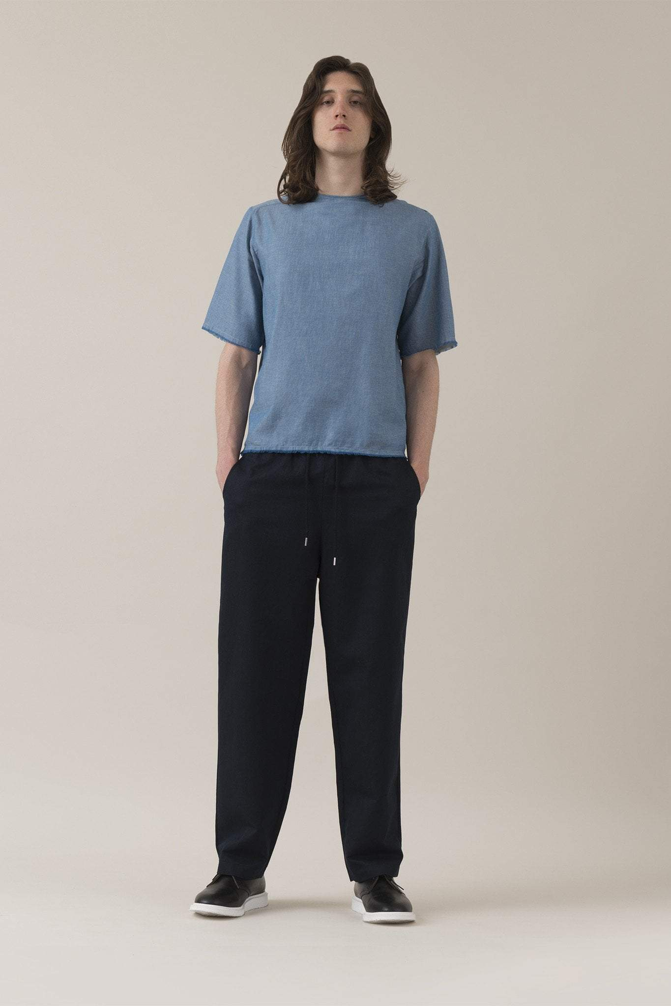Pants Axis - dark navy