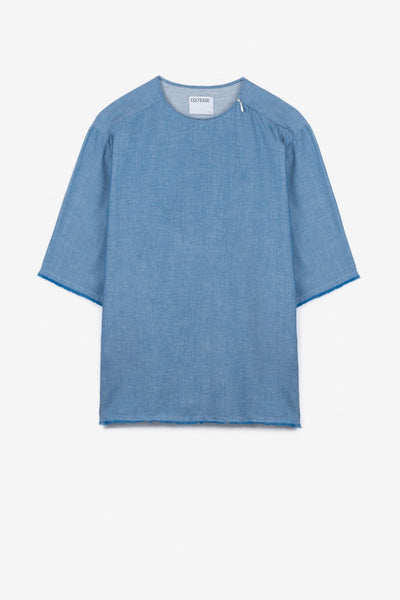 Tee Robin - light blue