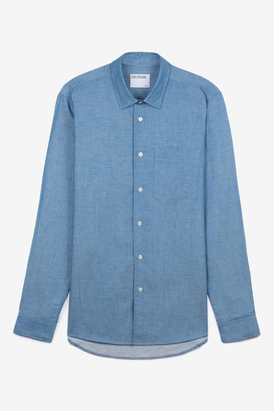 Shirt Alpher - light blue