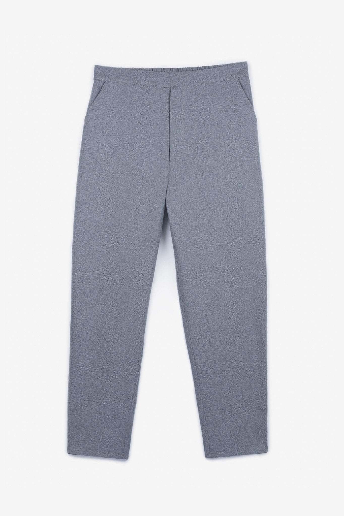 Pants Sudden - gray