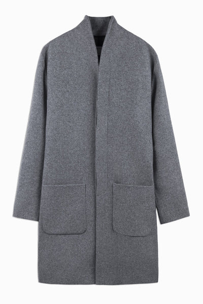Coat Mild - heather gray