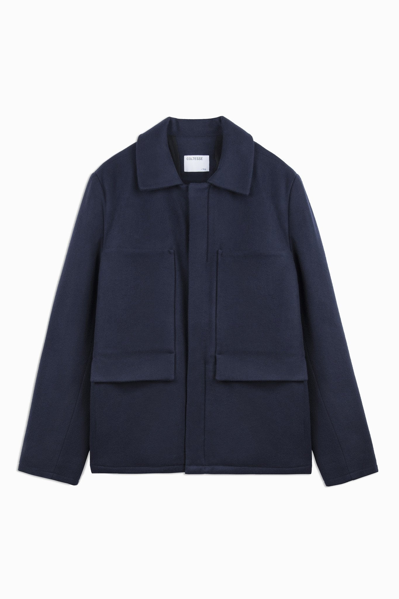 Jacket Nolan - dark navy