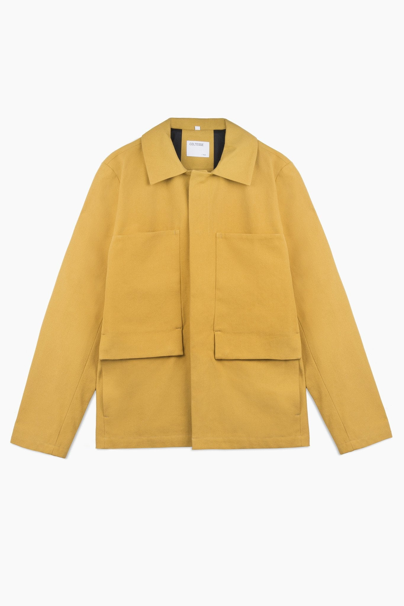 Jacket Night Island – yellow