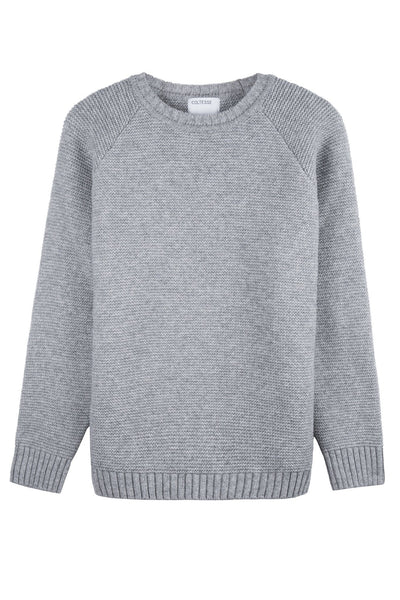 Sweater Mirage - heather gray