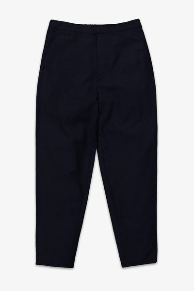 Pants Antares - black blue