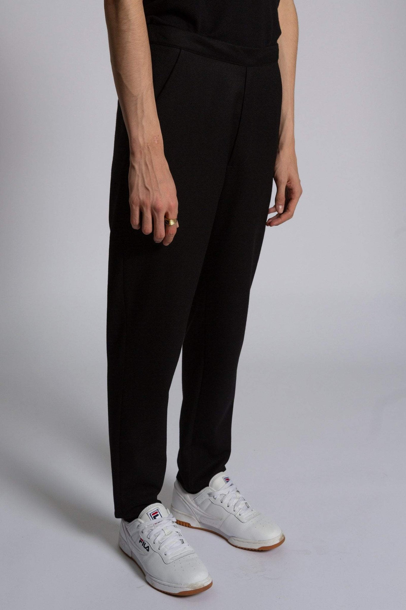 Pants Sudden – cold black