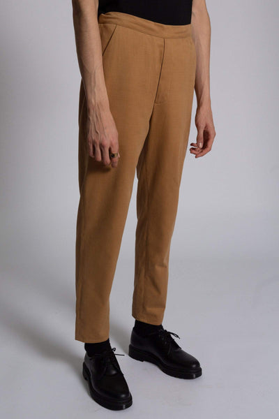 Pants Sudden – light brown