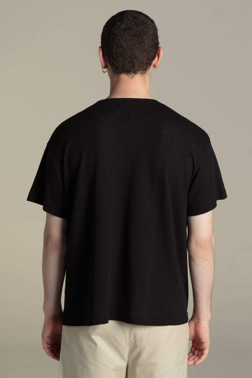 T-shirt Saito - black