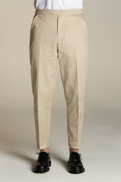 Pants Sudden - creme
