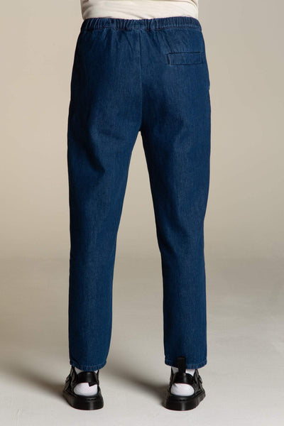 Pants Sudden - denim stone