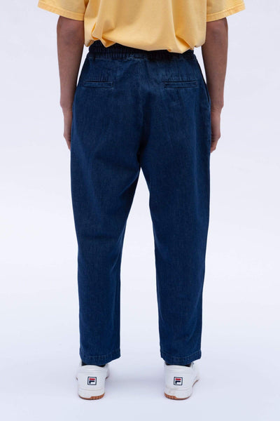 Baggy Denim - Blue Stone