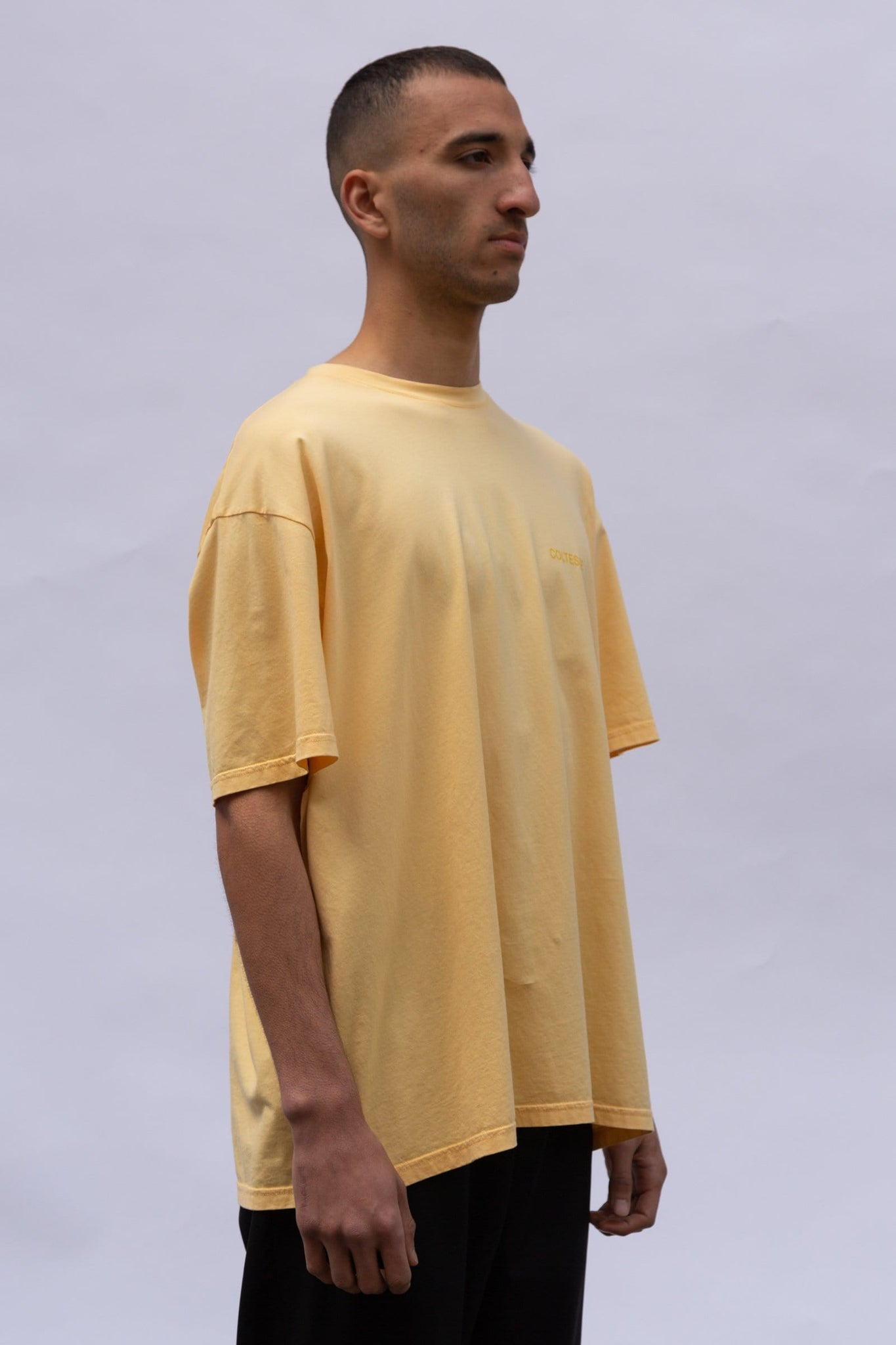 Square Fit  - Yellow