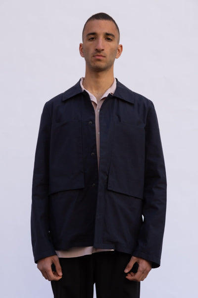 Jacket Multi – dark blue