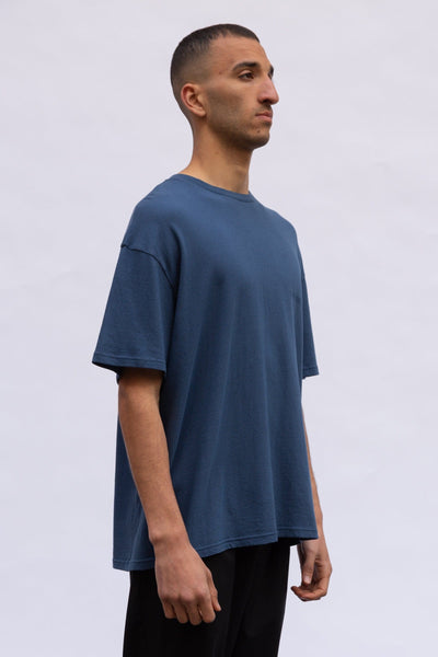 Square Mesh Fit - Dark Navy