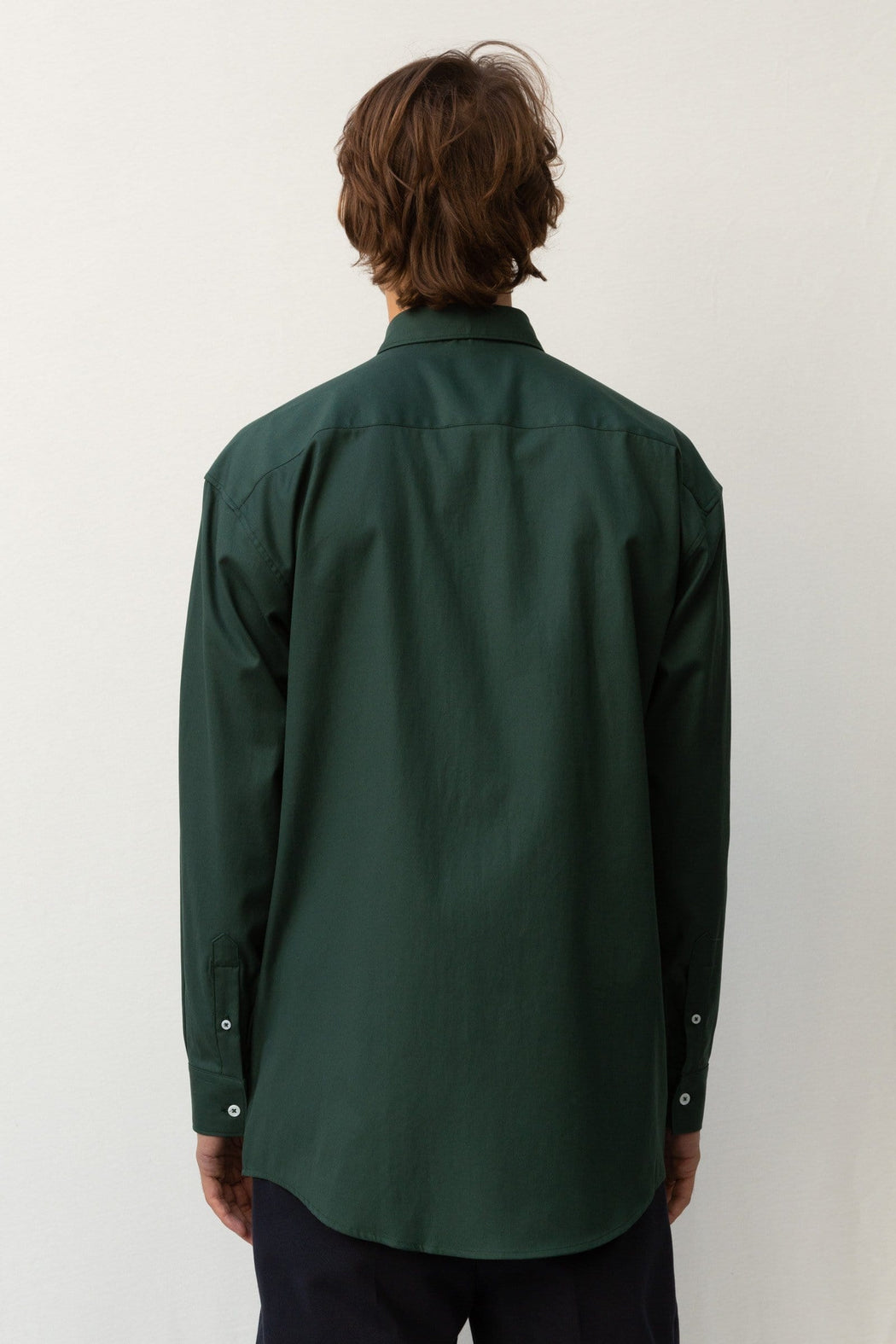 Large Fit - Dark Green