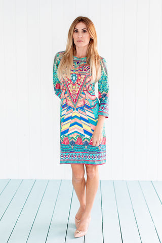 Daphne Dress Acapulco