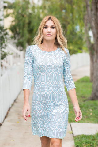 Daphne Dress Celtic Bimini