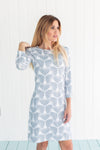 Daphne Dress Palmyr Grey