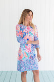 Daphne Dress Provence