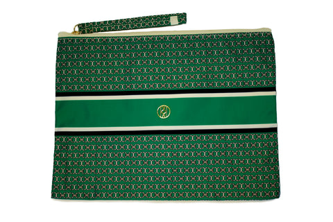 Cosmetic Pouch Green