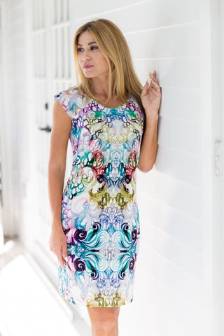 Lily Dress Bejeweled