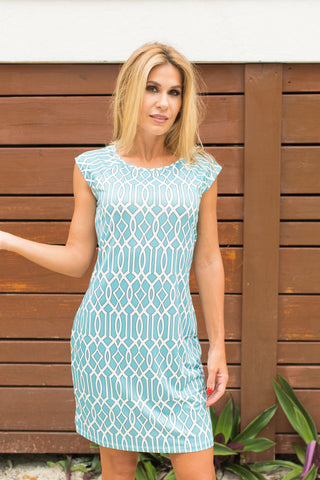 Lily Dress Celtic Bimini
