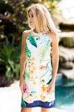 Bridgit Dress Madeira Blooms