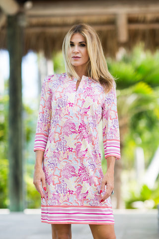 Isabella Dress Seychelles Multi