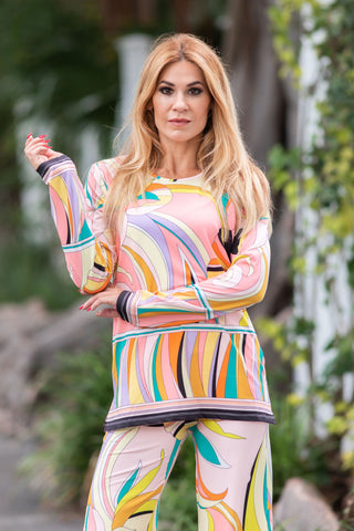 Daphne Tunic Top Andalucia