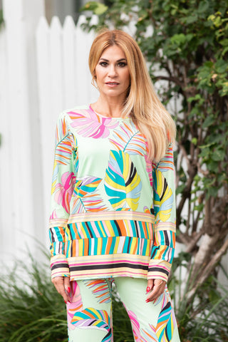 Daphne Tunic Top Andros