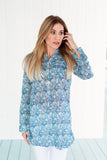 Brittany Tunic Top Alma