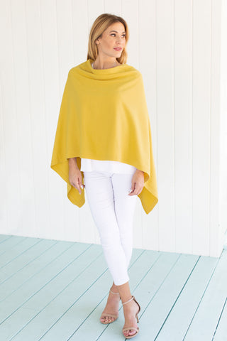 Summer Poncho Sun Kiss