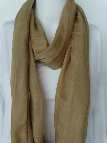 Modal Scarf Gold