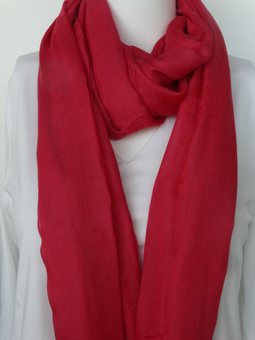 Modal Scarf Parlor Pink