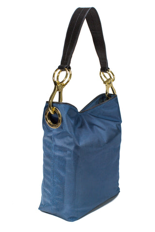 Nylon Bucket Bag Petrol