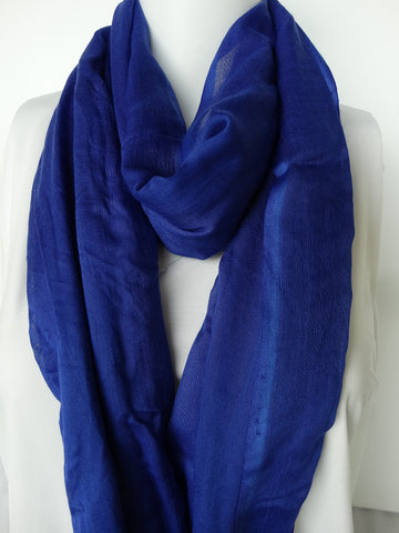 Modal Scarf Royal