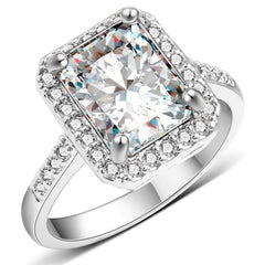 Jewelry & Watches:Engagement & Wedding:Engagement Rings:Gemstone