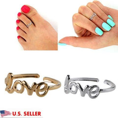 Jewelry & Watches:Fashion Jewelry:Toe Rings