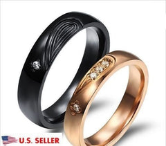 Jewelry & Watches:Engagement & Wedding:Engagement/Wedding Ring Sets:CZ, Moissanite & Simulated