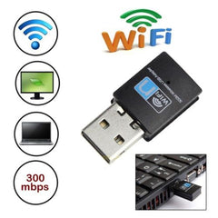 Computers/Tablets & Networking > Home Networking & Connectivity > USB Wi-Fi Adapters/Dongles
