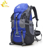 Knight Backpack 50L Camping Hiking Bag Waterproof Mountaineering Tourist Backpacks Sport Climbing Bags