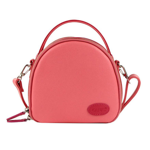 Leather Shoulder Bag - Handbags
