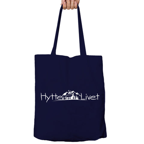 Hyttelivet Tote-bag