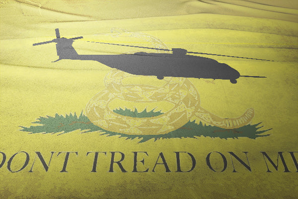 don't tread on me CH-53 flag